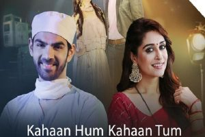 Karan Grover and Dipika Kakar Staring In Kahaan Hum Kahaan Tum Daily Serial