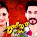 Princy Plays Lead Role In Roja Daily Serial